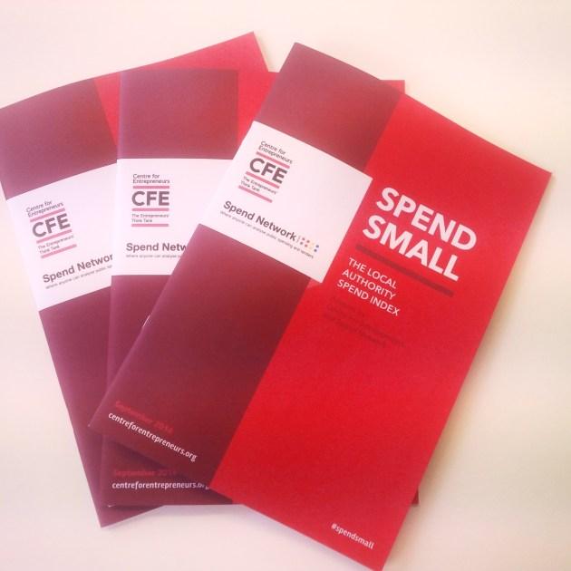 Spend Small centre for Entrepeneurs