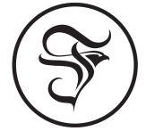 Falcon large f logo